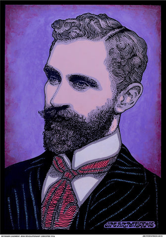 Sir Roger Casement - Green Gallery
