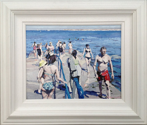 Seapoint Bathers by Stephen Cullen
