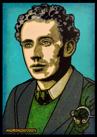 Thomas MacDonagh - Green Gallery