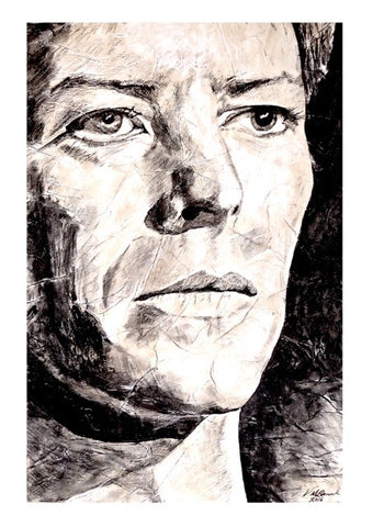 'Bowie' by Vivienne Mc Cormack - Green Gallery