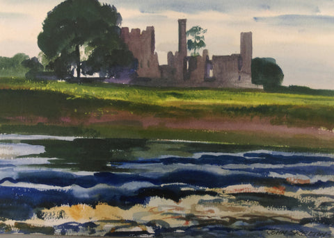 Bective Abbey, Meath by John Skelton(1925 Armagh-2009 Dublin) - Green Gallery