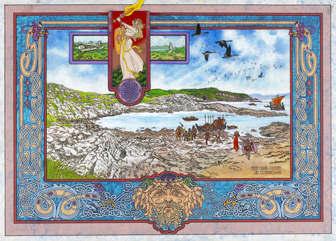 Bere Island by Jim FitzPatrick