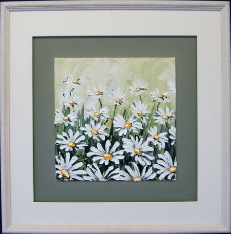 Daisies - Green Gallery