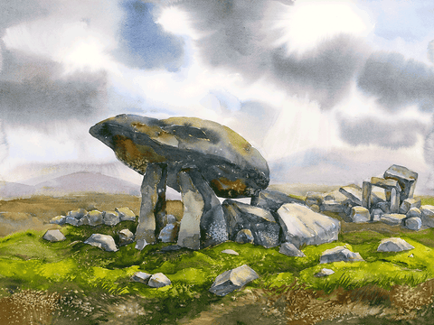 Dolmen Co. Donegal