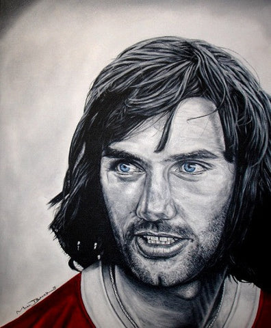 George Best - Green Gallery