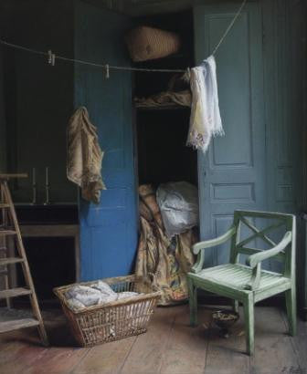 Grandma's Linen Room - Green Gallery