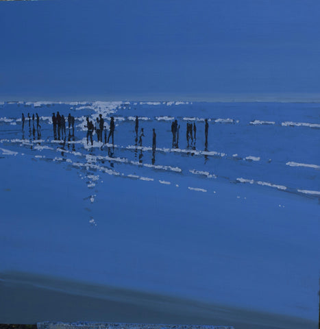 Brittas Bay by John Morris - Green Gallery