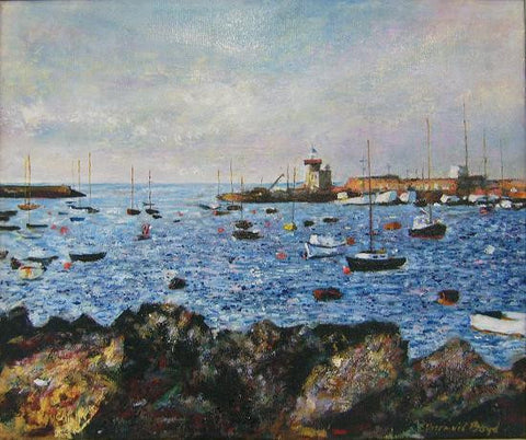 Howth by Diarmuid Boyd - Green Gallery