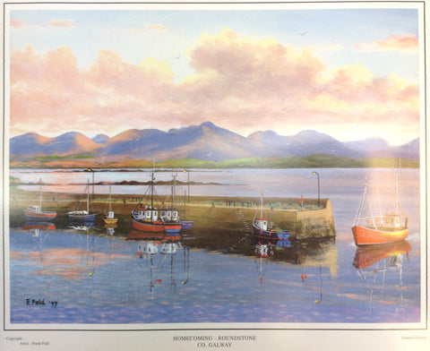 Homecoming. Roundstone Co.Galway - Green Gallery
