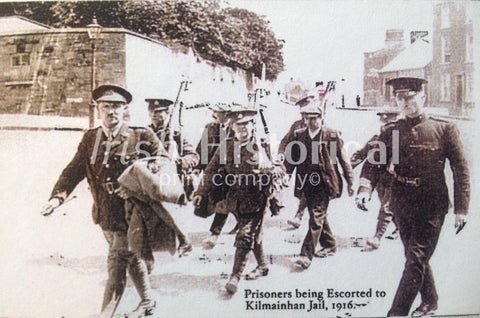 Prisoners Being Escorted to Kilmainham Jail - Green Gallery