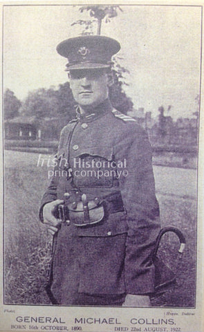 General Michael Collins - Green Gallery