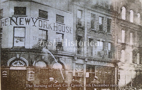 The Burning of Cork City Centre, 11th December 1920 - Green Gallery
