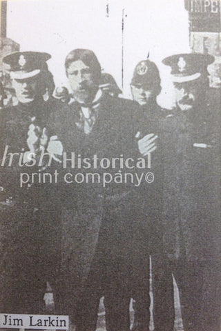 Jim Larkin-Arrested - Green Gallery
