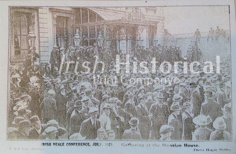 Irish Peace Conference, July 1921 - Green Gallery