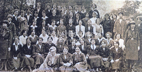 Members of Cumann na mBan, 1916 - Green Gallery
