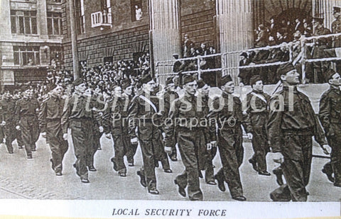 Local Security Force - Green Gallery