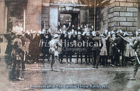 Prisoners After the Custom House Battle, 1921 - Green Gallery