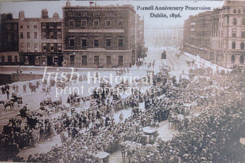 Parnell Anniversary Procession - Green Gallery