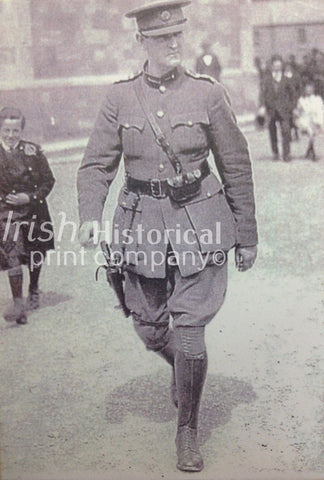 Michael Collins in Uniform - Green Gallery