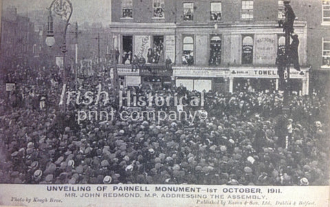 Unveiling of Parnell Monument - Green Gallery