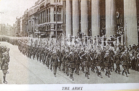 The Army - Green Gallery