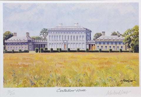 Castletown House - Green Gallery
