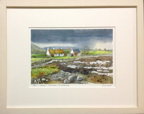 Jim's Place. Kinvara, Co. Galway - Green Gallery