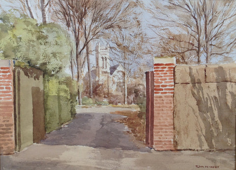 Gateway At Donnybrook Church - Green Gallery