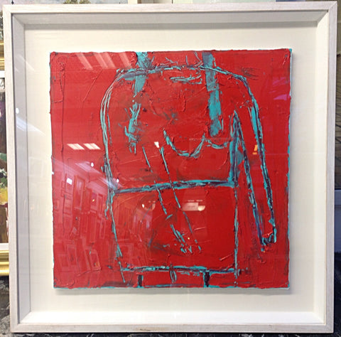 Red Woman by Stephen Cullen - Green Gallery