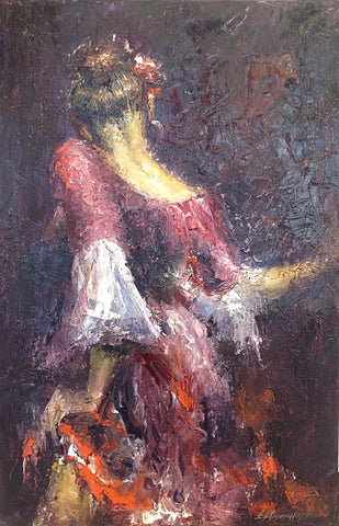 'Flamenco' - Green Gallery