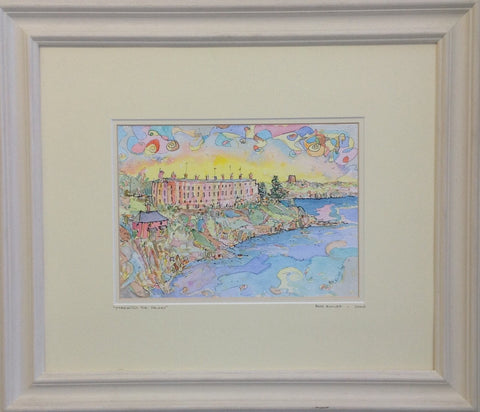 Sorrento Tce, Dalkey by Ross Eccles - Green Gallery