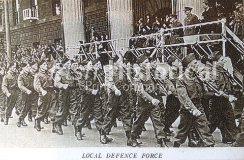 Local Defence Force - Green Gallery