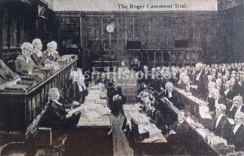 The Roger Casement Trial - Green Gallery