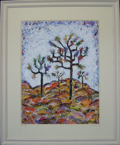 Joshua Tree by Ross Eccles - Green Gallery