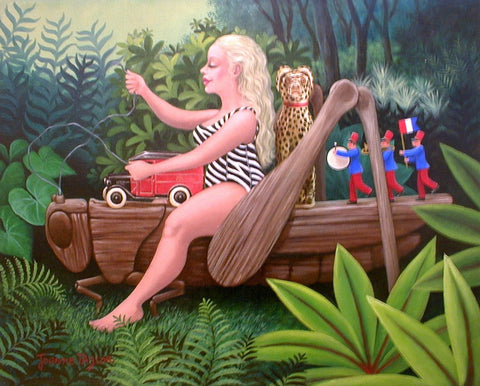 Jungle Play - Green Gallery