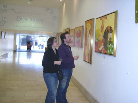 Dundrum Gallery 2007 - Green Gallery