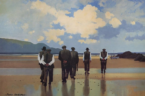 Men Of Aran by John Skelton(1925 Armagh-2009 Dublin) - Green Gallery