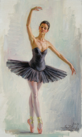 Black TuTu - Green Gallery