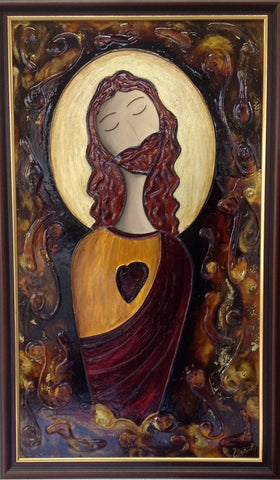 Sacred Heart by Giuliana Gardelliano