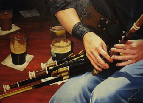 Pipes And Pints - Green Gallery