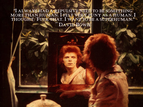 BOWIE QUOTES