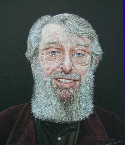 Ronnie Drew by Mark Baker