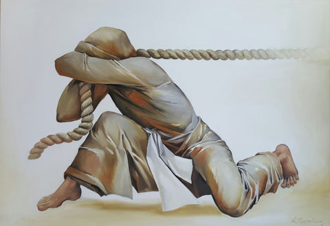 Penance by Andrius Kovelinas - Green Gallery