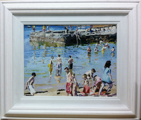 Sandycove Beach by Stephen Cullen