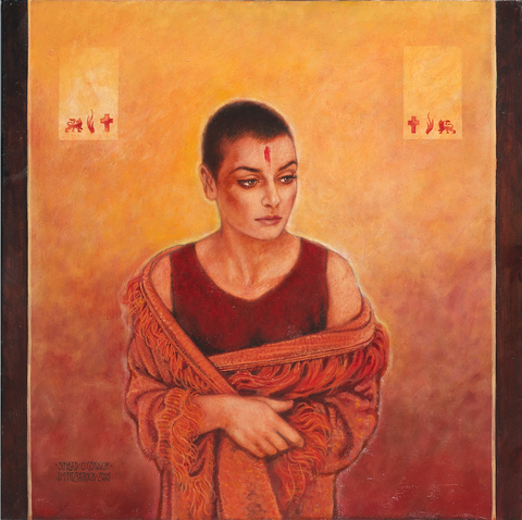 Sinead O'Connor. (circa 2003) - Green Gallery