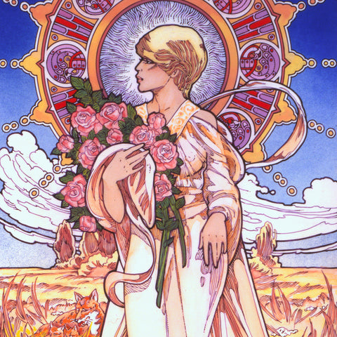 Sionna by Jim FitzPatrick - Green Gallery