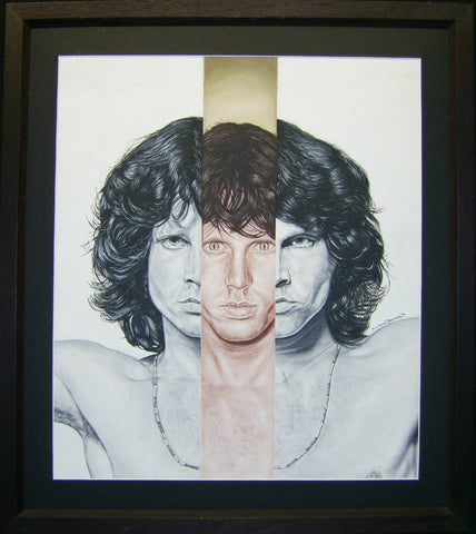 The Lizard King by Mark Baker - Green Gallery