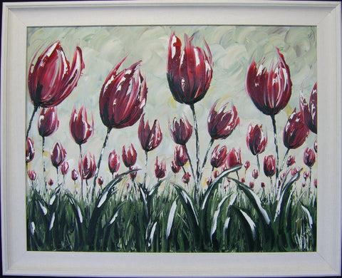 Tulips - Green Gallery