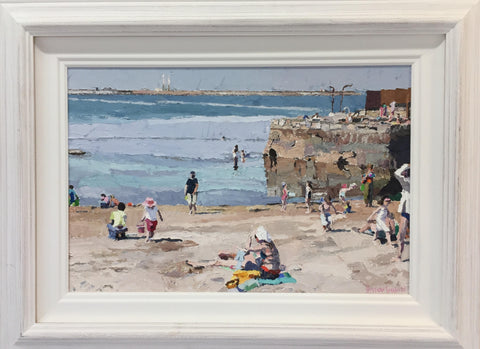 Bathers, Sandycove Beach - Green Gallery