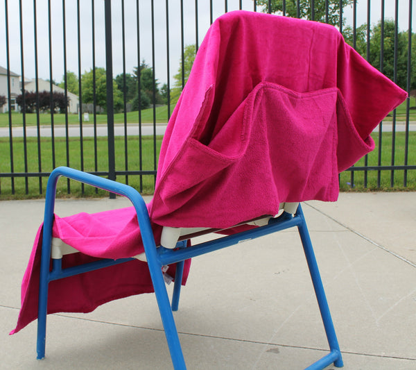 "50"" Beach & Boat Chair Towel"